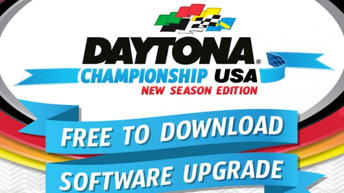 Sega, Daytona Championship USA, Free, New Season Edition software upgrade