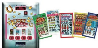 Dransfields, enjoy, business growth, Lottery King