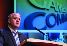 Gambling Commission Neil McArthur