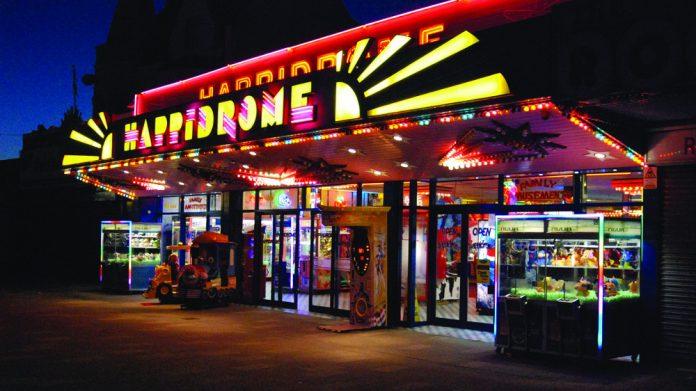 Happidrome arcade Southend Parking situation
