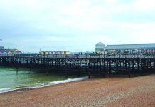 Hastings Pier Tourism Parking