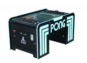 Atari Pong Instance Automatics