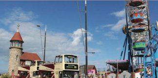 Luna Park, New operator, W Crow & Son, scarborough, rides, attractions