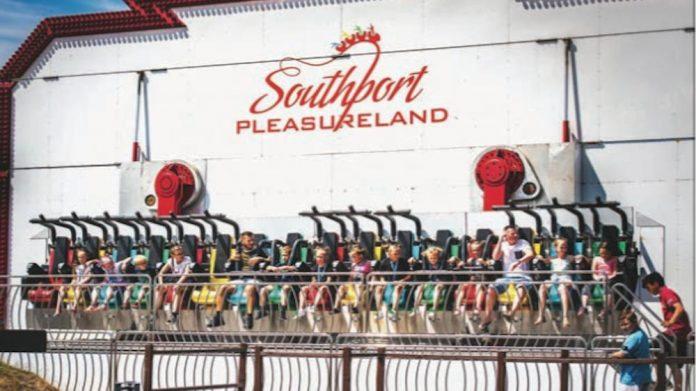 Pleasureland, transformation, amusements, sefton