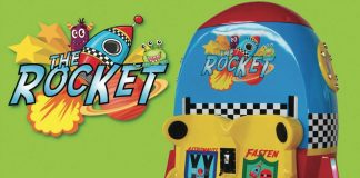 Rocket, world of rides