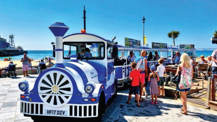 Seaside Train ride bacta