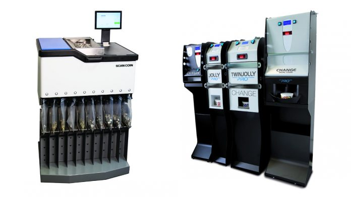 Suzohapp Scan Coin Sorter and Change Machine