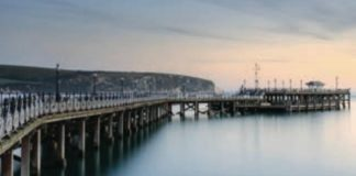 Swanage Pier, reopened, business, seaside