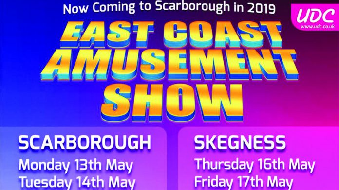 UDC - ECAS East Coast Amusement Show