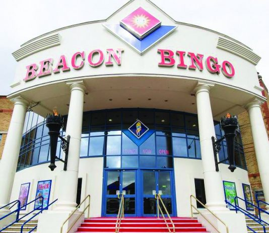 Beacon Bingo Cricklewood charity