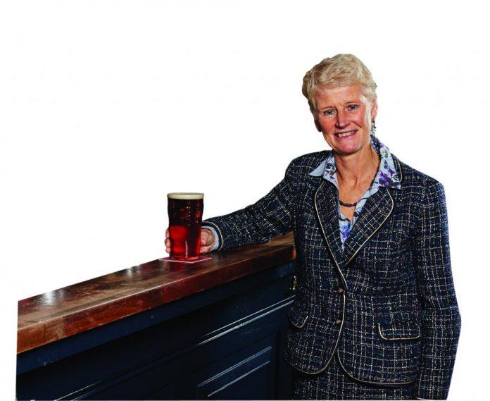 Brigid Simmonds CEO British Beer and Pub Association