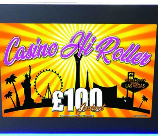 Electrocoin AGC digital Casino HighRoller