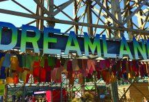 Dreamland Signage Margate