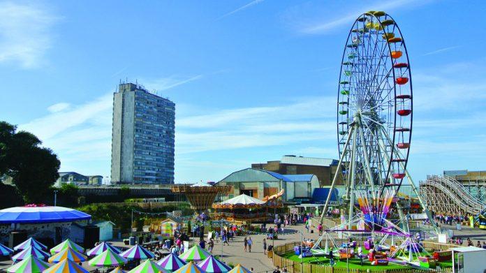 Dreamland Margate Big Wheel