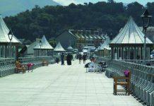 Garth Pier Bangor