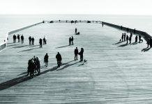 Hastings Pier arcade plan