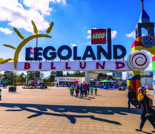 Merlin Entertainments Legoland Billund