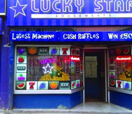 Lucky Star Amusements Nigel Botelho post FOBT