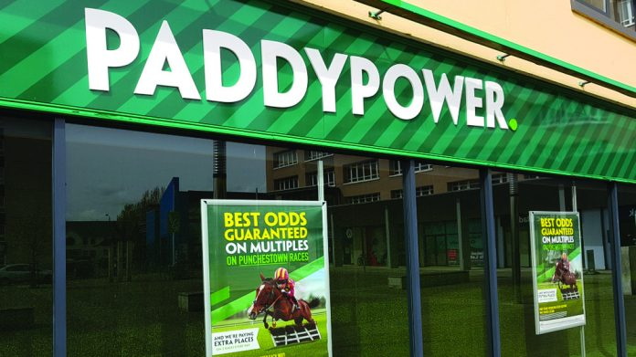 Paddy Power Betfair FOBT stakes