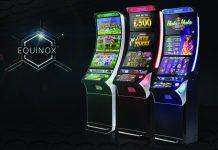 SG Gaming Equinox Admiral Venue Rollout