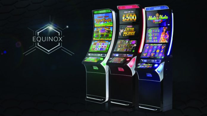 SG Gaming Equinox Admiral Venue Rollout