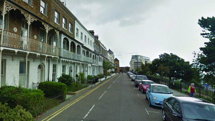 Southend Parking Royal Terrace