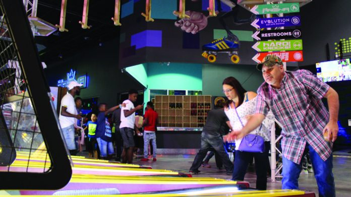 Xtreme Action Park Cashless Payments