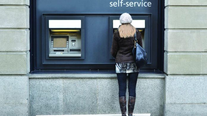 Free to use ATMs Decline