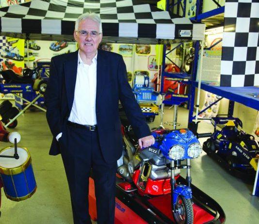 David Robinson General Manager World of Rides