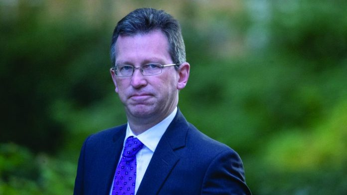 Jeremy Wright gambling firm levy