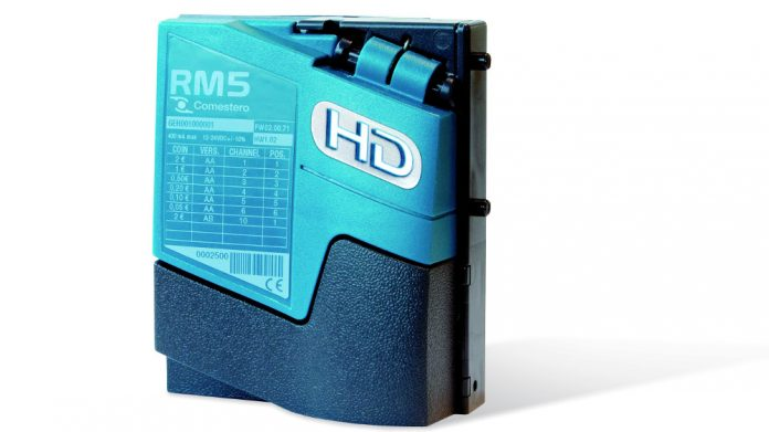 Suzohapp Comestero RM5 HD Validator Cash Handling