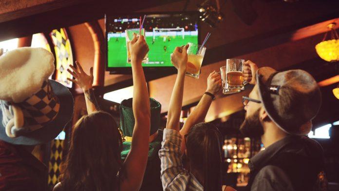 bt sport pub