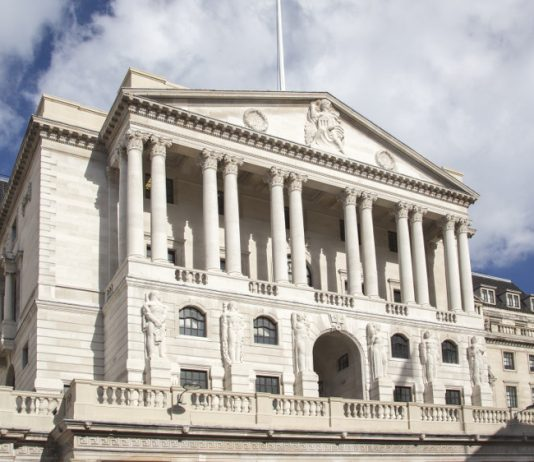 Bank of England Sarah John meet Bacta