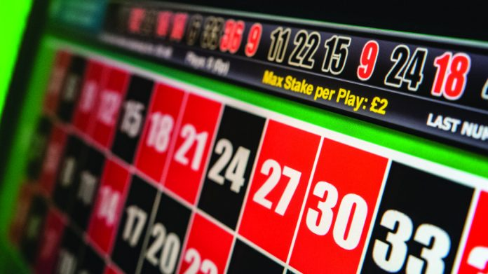 Bookmakers FOBT