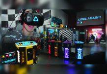 K1 Speed Bandai Namco VR installation