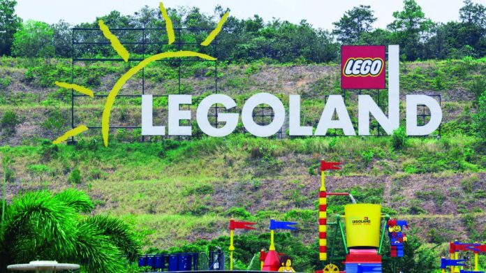 Legoland takeover Merlin Entertainments
