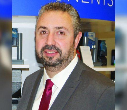 Matt Luckhurst Sales Director UK Ireland Suzohapp