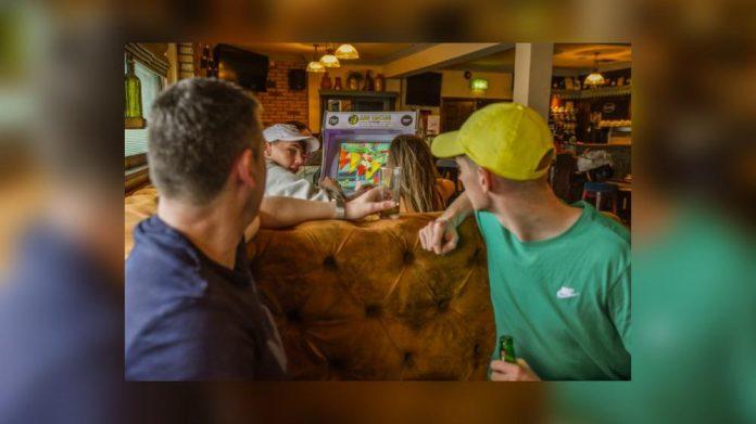 Mini Arcade Rental Aiden Deering