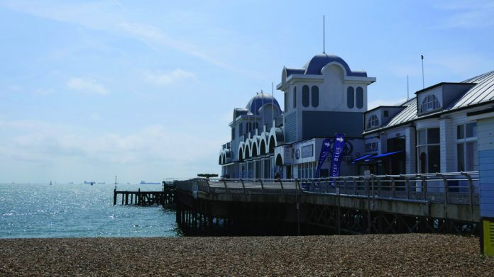 Southsea South Parade Pier