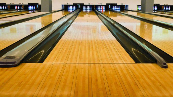 Ten entertainment bowling