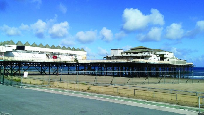 Victoria Pier Colwyn Bay