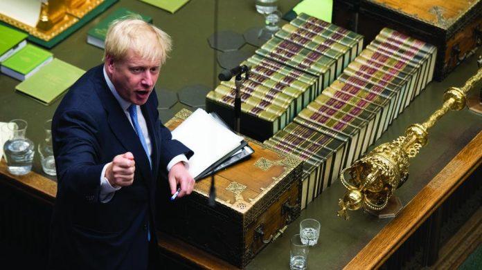Boris Johnson UK Parliament-Jessica Taylor seaside sector