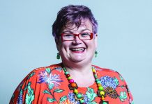 Carolyn Harris social responsibility