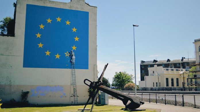 Dover MP pushing council control over Godden's Banksy