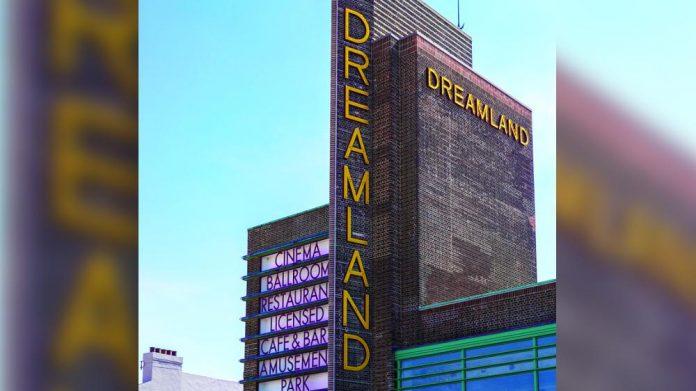 Dreamland plan centenary