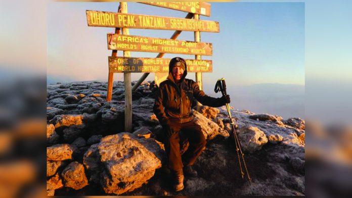 Tim Batstone HB Leisure Kilimanjaro