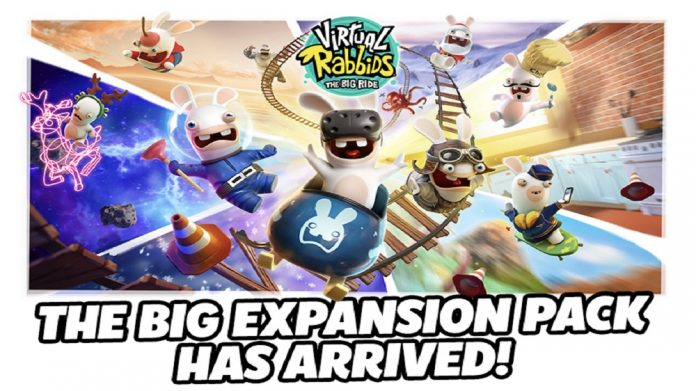 virtual rabbids expansion pack