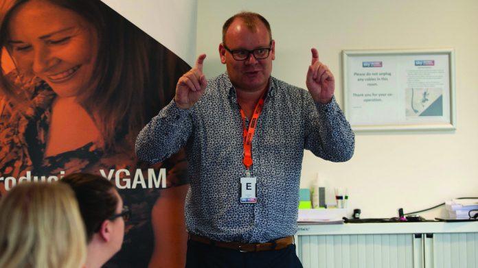 YGAM workshop