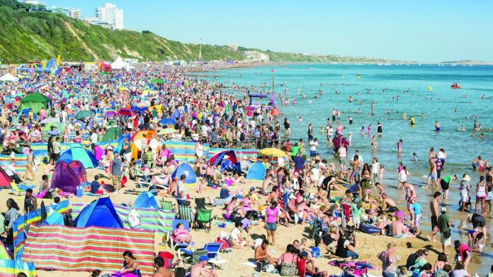 Bank Holiday seaside boost