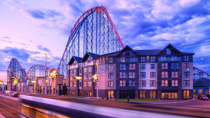 Blackpool Pleasure Beach Boulevard Hotel